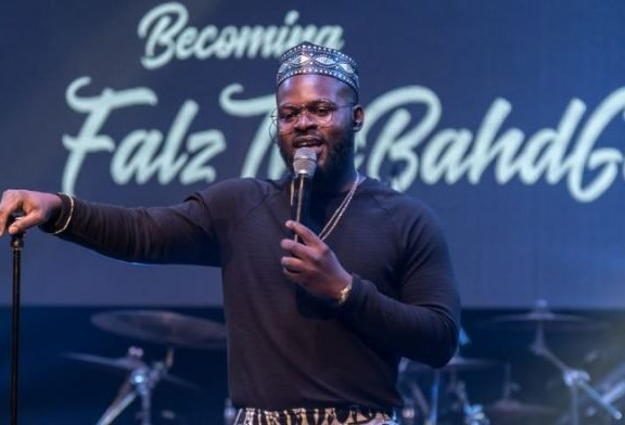 Becoming FalzTheBahdGuy was solid but Falz hasn't quite arrived yet