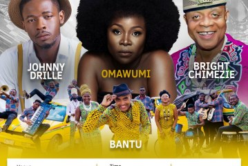 Weekend Calendar: Omawumi at The Vibes, Satan Shot, Night out with Femi and Felabration Looms