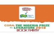 CORA/THE NIGERIA LITERATURE PRIZE 2018 BOOK PARTY