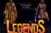 Legends Return to Stage and Oba Esugbayi on the menu