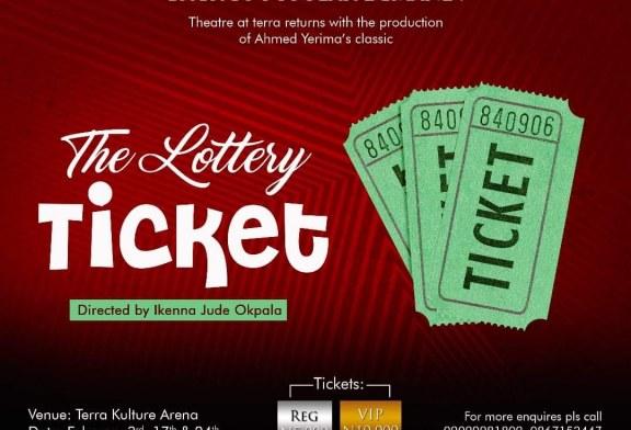 Lottery Ticket at Terra, Onyishi Burns the Birthday Cake, and Joy Bewaji is Unstoppable