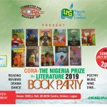 CORA Holds 10th Annual Book Party for Nigeria Prize Finalists