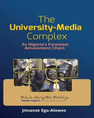 Jimanze Reads 'the Media Complex' this Friday, in Ikeja