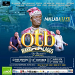 Nkubi, Live at Muson;  Man Enough on Stage; Mad Horse Screening; Felabration Takes Off; Zuma Film Fest..