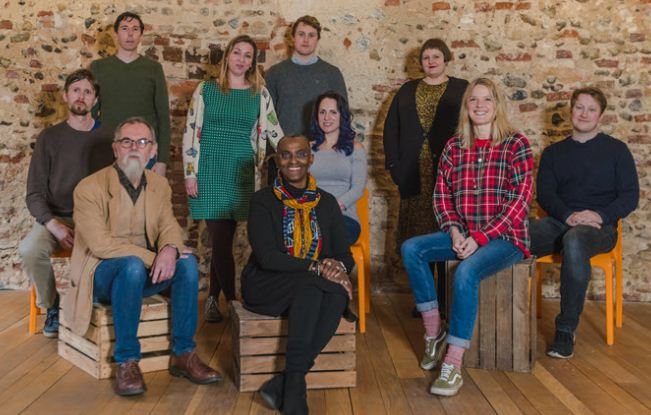 East of England: A Call for Under-Represented Writers