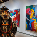 African Artists Reclaim Homeland With Touring Exhibition