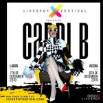 Cardi B @ Atlantic City, ARTOJA in Holiday Sales, Q Festival of Words, 'The Moremi Epic' at Lagos Continental and Bez Live on Christmas Eve…