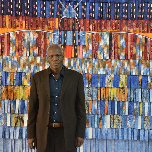 Konaté Joins Kentridge, Nkanga, on the Waterfront