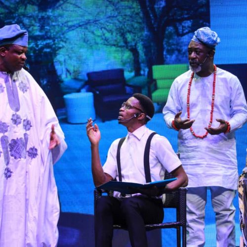 ALHAJI: A cracking comedy about serious issues ****