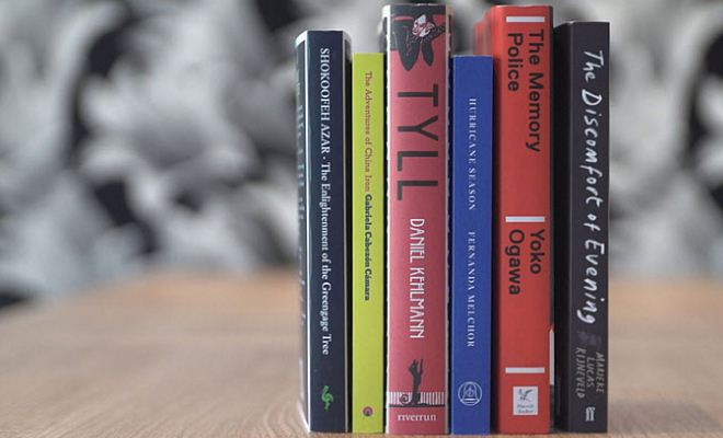 The UK's International Booker Prize Shortlist: Digitally Announced