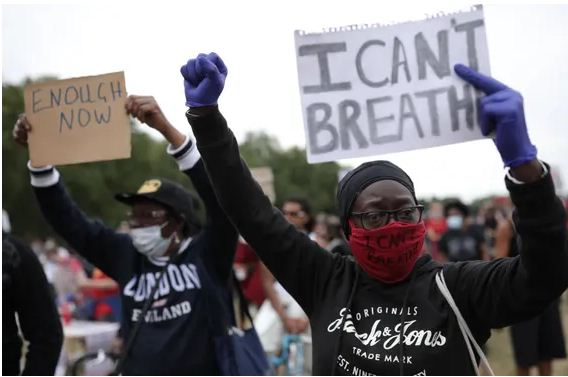 """I Can't Breathe"": Anti-Racist Book Sales Surge In US and Britain"