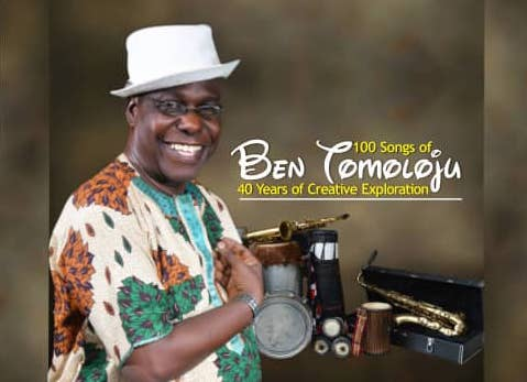 100 SONGS OF BEN TOMOLOJU TODAY AT FREEDOM PARK